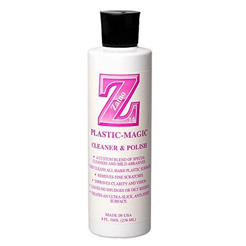Zaino Z 14 Plastic Magic Cleaner & Polish