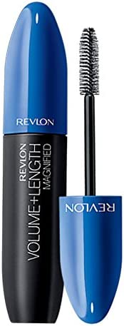 Revlon Volume + Length Magnified Mascara, Blackest Black, 0.28 Ounce (8.5 ml)