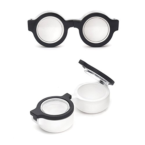 Spectacles Contact Lens Case - Eye Care Accessories