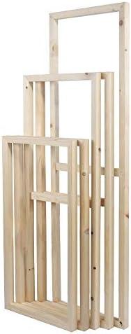 5 Pieces Wooden Inner Frames Set Match