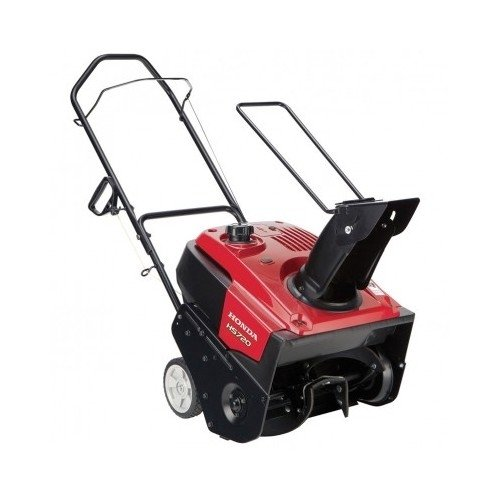 Honda Single Stage Snowblower Snow Thrower Single Stage 20 Inch Wide Hs-720-am by Honda