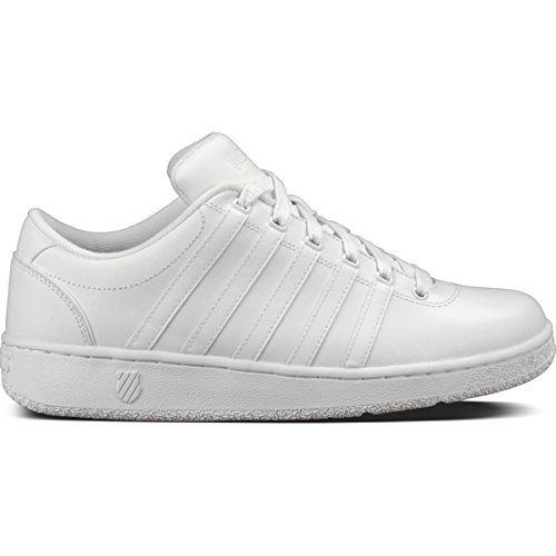 K-Swiss Women's Court LX CMF? White Sneaker 11 B (M)