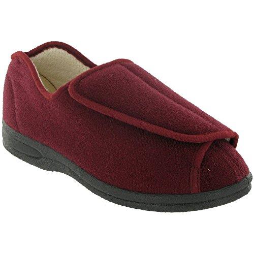 Mirak Pantofole Vino Vino Mirak Pantofole Rosso Rosso Donna Pantofole Donna Mirak TA6xrAdwq
