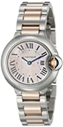 Cartier Women's W6920034 Ballon Bleu de Cartier Small Two-Tone Watch