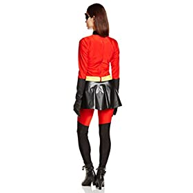 - 410dzDnJP7L - Disney Mrs. Incredible Costume – Teen/Women STD Size