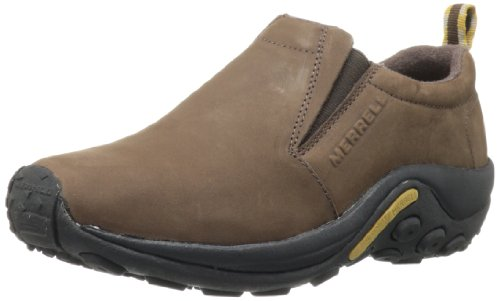 Merrell Women's Jungle Moc Nubuck Slip-On Shoe,Bracken,6.5 M US