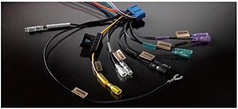 三菱電機(MITSUBISHI) 高純度銅7Nケーブル採用 電源・スピーカーハーネスLE-20PW-7N