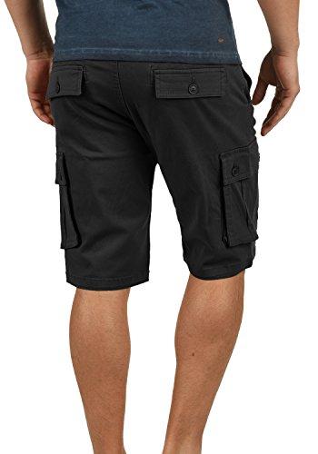 Carga Pantalones Black Laurus De 9000 Hombre Cortos solid Para IfxpqZwqC