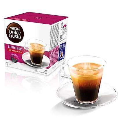 Nescafe Espresso para Nescafe Dolce Gusto máquina, 12019859 empaquetado 48 328168