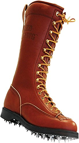 Botas Red Dawg - Cord-to-toe Calk Red