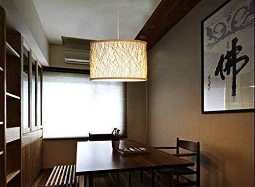 GCCI Candelabros de Madera, luminarias de salón de Restaurante ...