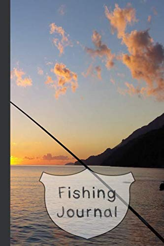 Fishing Journal: Compact Fushing journal for all your fishing notes and records - Fishing at ()