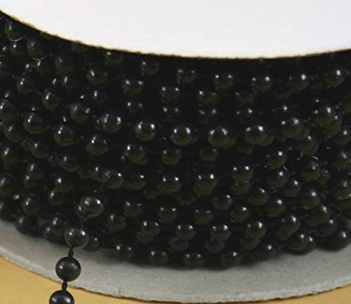 (4mm Faux Pearl Plastic Beads on a String Craft Roll)