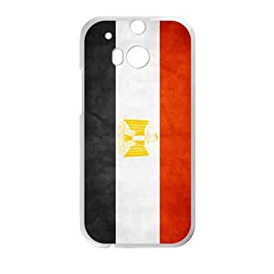 Egypt Flag Cell Phone Case for HTC One M8