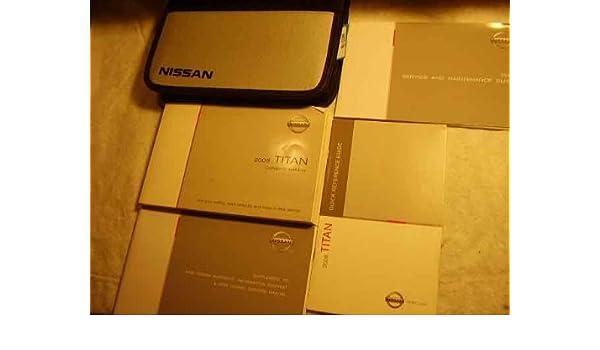nissan titan owners manual