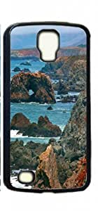 HeartCase Hard Case for Samsung Galaxy S4 Active (i9295 Water Resistant Version) ( America Suburban Scenery )