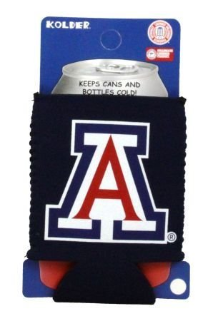 ARIZONA WILDCATS CAN KADDY KOOZIE COOZIE COOLER