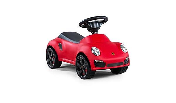 Porache 911 Turbo S Bobbycar correpasillos uguard coche con licencia para coche bebé, licencia! New: Amazon.es: Juguetes y juegos