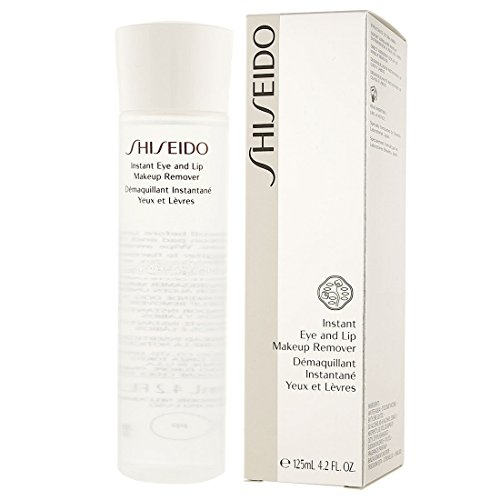 Shiseido Instant Eye and Lip Makeup Remover for Unisex, 4.2 oz by Shiseido (Image #4)