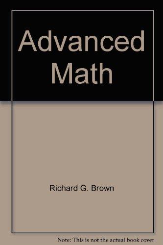 Advanced Math