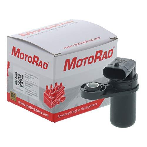 MotoRad 1KR380 Crankshaft Sensor | Fits select Chrysler Pacifica, Sebring, Town & Country; Dodge Avenger, Challenger, Charger, Grand Caravan, Journey, Nitro; Jeep Wrangler