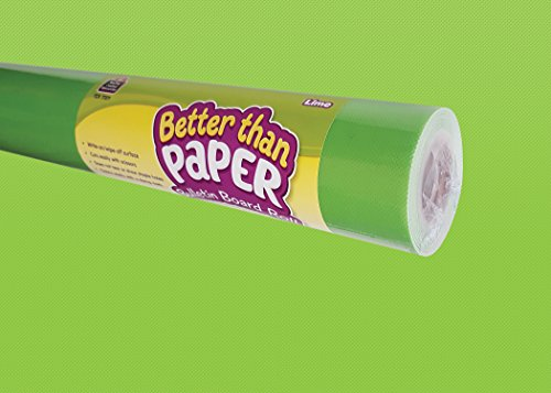Lime Better Than Paper Bulletin Board Roll -