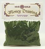 AzureGreen IPGMOND 1 oz 1618 Gold Money Drawing Powder Incense