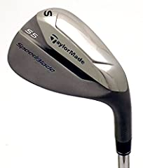 Fast ball speed across a large area of the club face. High launch combined with a low center or gravity, provides the ideal trajectory. Remarkable feel and sound from redesigned cavity and badge. This Sand wedge is individually enginee...