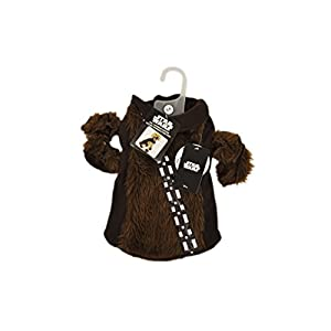 Protect Me Alert Series Star Wars Chewbacca Dog Costume, Small