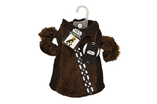 Protect Me Alert Series Star Wars Chewbacca Dog Costume, Extra Small