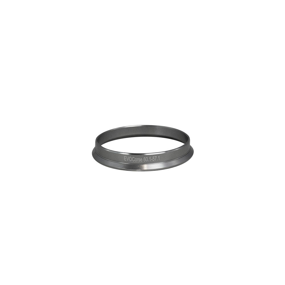 Bague de centrage en aluminium 60,1//57,1 mm Kit 4 pi/èces