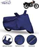 Fabtec Bike/Motorcycle Body Cover for Royal Enfiled Bullet 350
