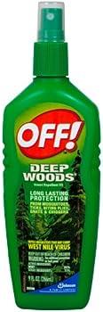 12-Pack Off! Deep Woods Spritz 9-Ounce Bottles