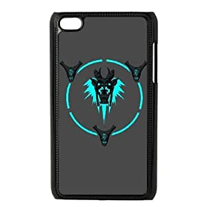 ipod 4 Black phone case Visage Dota 2 DOT6663119