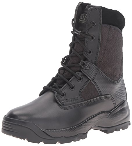 5.11 Tactical  Women's A.T.A.C. 8'' Boot, Black, 7.5 by 5.11