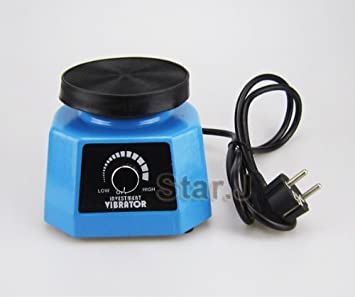 vibrator Fiberglass cast