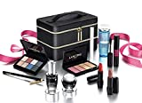 Lancome 2018 Holiday Beauty Box in GLAM Collection, 10 Full Size Best Sellers Favorites Set