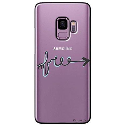 Capa Personalizada Samsung Galaxy S9 G960 - Free - TP245