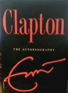 Paperback Clapton: The Autobiography Book