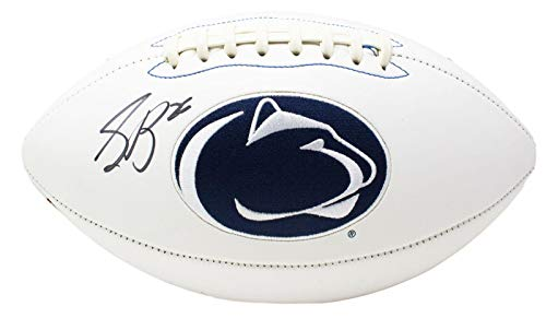 - Saquon Barkley Signed Penn State Nittany Lions Logo Football - JSA Certified - Autographed College Footballs