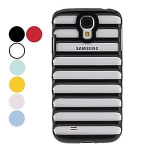 MOFY-Ladder Caso duro del patr—n para Samsung Galaxy S4 i9500 (colores surtidos) , Rosado