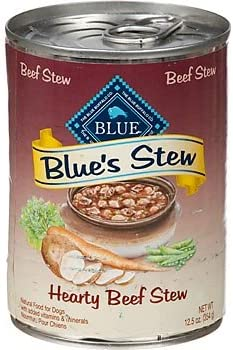 Blue Buffalo Blue s Stew Hearty Beef Stew Adult Canned Dog Food