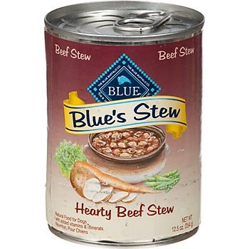 Blue Buffalo Blue's Stew Hearty Beef Stew Adult Canned Dog Food