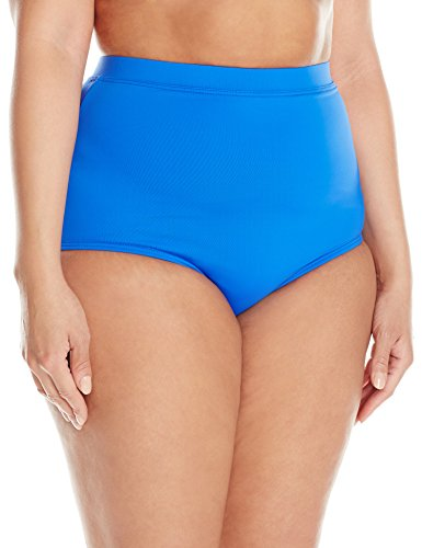 COCO-REEF-Womens-Plus-Size-Master-Classic-Power-Bikini-Bottom-Ocean-2X