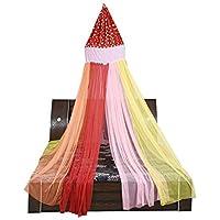 Creative Textiles Polyster Multicolor Mosquito Net