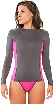 Phantom Aquatics Women's UV Protection Long Sleeve Rash G