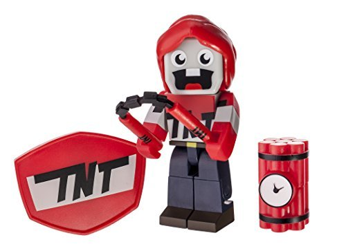 Tube Heroes 3-Inch Exploding TNT Figure with Accessory by Tube Heroes