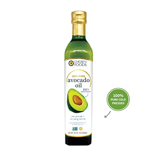 Mayonnaise Olive Oil Hair (Chosen Foods 100% Pure Avocado Oil Gold Label 16.9 oz.)