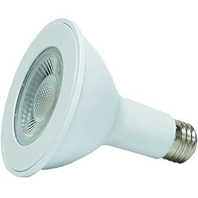 EcoSmart 75W Equivalent Bright White (3000K) PAR30 LED Flood Light Bulb