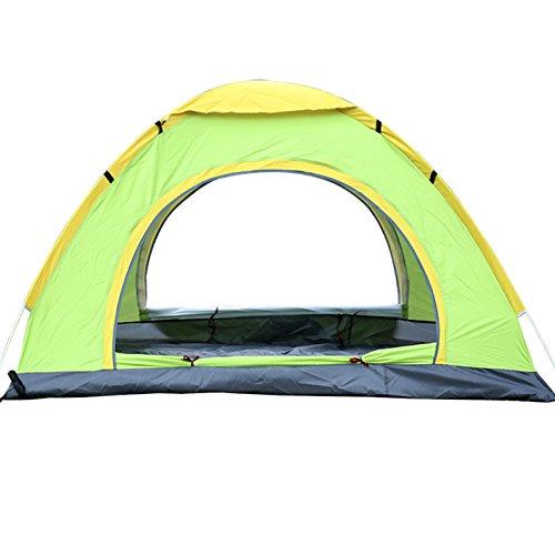 Bestwind Tragbare Pop Up Strand Baldachin Instant Zelt Outdoor Wandern Camping Shelter Blau, 200X150X110CM